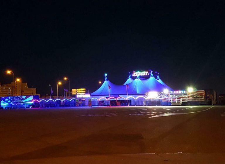 Circus las vegas <small>que comience el espectáculo!!</small>