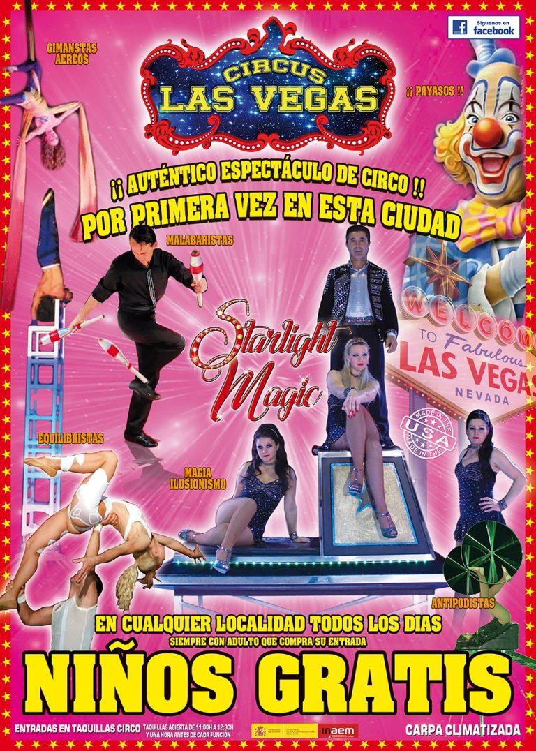 Circus Las Vegas en Jerez