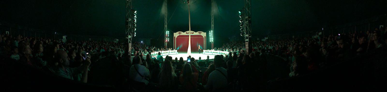 Circus las vegas en Málaga