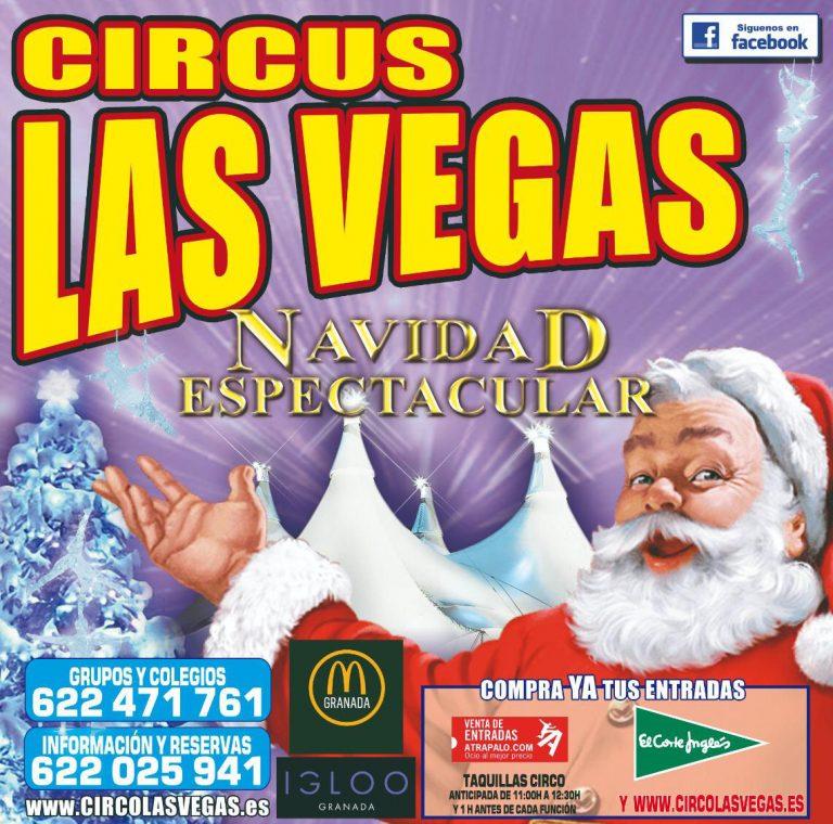 Navidad espectacular en Granada